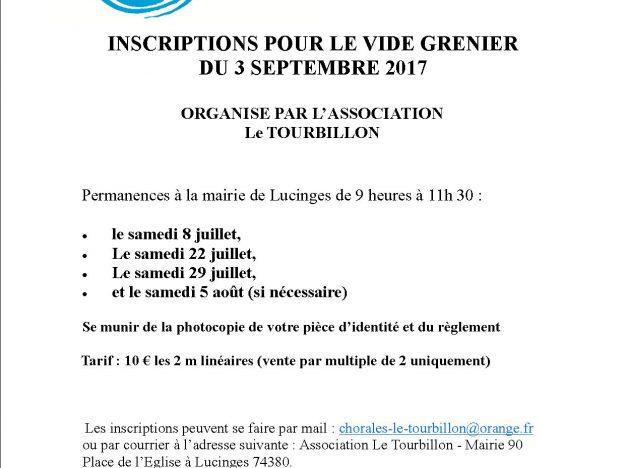 Mairie de lucinges 74 site officiel for Vide grenier loiret 2017